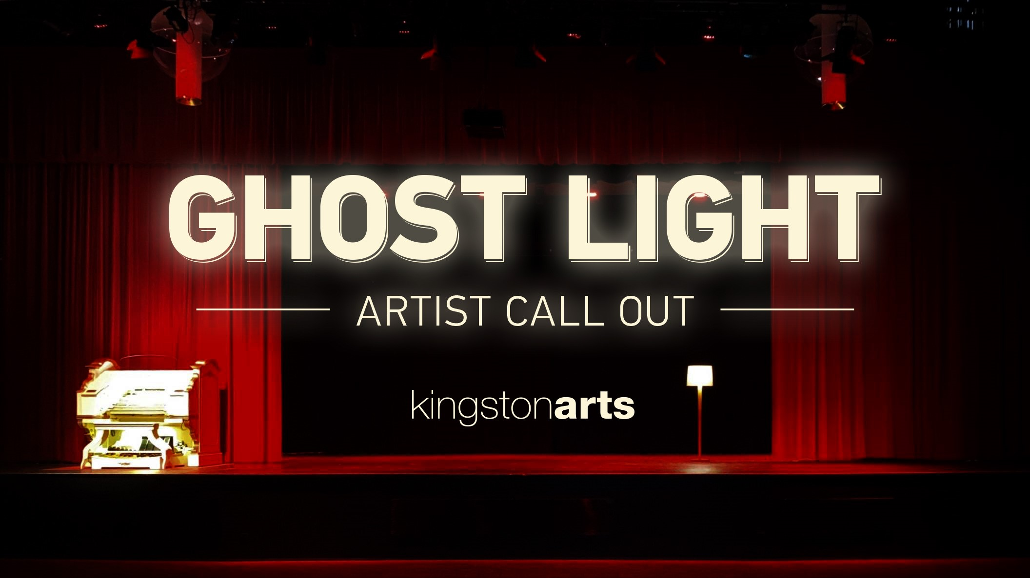 Ghost Light Artist Call Out